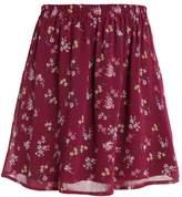 Even&Odd Mini skirt mauve