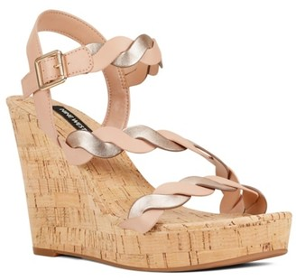 Nine West Brette Wedge Sandal