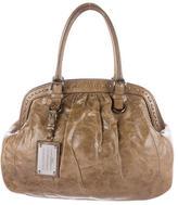 Dolce & Gabbana Leather Frame Bag