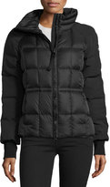 Canada Goose Bayfield Bomber Jacket, Black