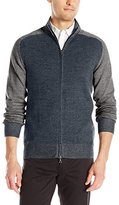 Agave Men's Milton Long Sleeve Full Zip Sweatshirt