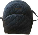 Michael Kors Blue Denim - Jeans Backpacks