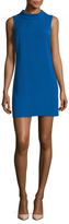 Cynthia Steffe Sally Mock Neck Shift Dress