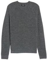 Nordstrom Men's Textured Merino Wool Blend Sweater