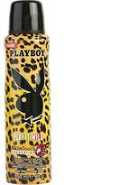 Playboy Play It Wild By Skin Touch Body Deodorant Spray 5 Oz