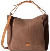 Frances Valentine - New Medium June Suede Hobo Hobo Handbags