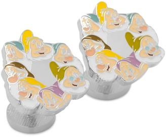 Cufflinks Inc. Snow White Seven Dwarfs Cufflinks