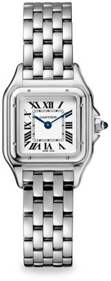 Cartier Panthere de Small Stainless Steel Bracelet Watch