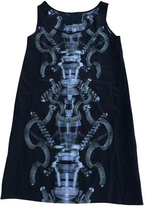 Peter Pilotto Black Silk Dresses