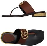 Gucci Toe strap sandals