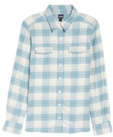 Patagonia Women's 'Fjord' Flannel Shirt