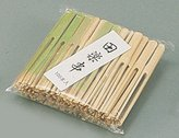 Unknown Bamboo skewer grilled (100 pieces) 120mm DKS06120 (Japan import / The package and the manual are written in Japanese)