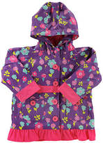 Western Chief Girls' Lovely Floral Raincoat