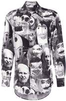 Vivienne Westwood Fetzen Puppet Shirt Black/white