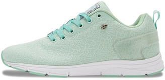 British Knights Womens Jump Low-Top Sneakers Green Size: 6.5