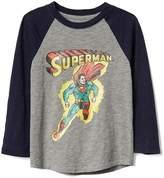 babyGap | DC superhero baseball tee