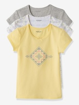 Vertbaudet Pack of 3 T-Shirts