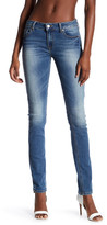 Just USA Washed Skinny Jean (Juniors)