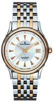 Revue Thommen men's Automatic Watch Analogue Display and Stainless Steel Strap 20002.2158