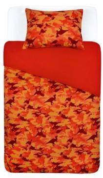 Tadpoles Toddler 2 Piece Microfiber Duvet Cover Set Bedding