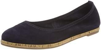 Tamaris 22197, Women's ballet shoe, Blue (Navy), (38 EU)