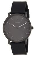 Skagen Men's Hagen Silicone Watch