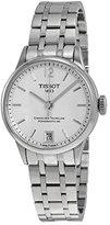 Tissot Men's T0992071103700 Analog Display Swiss Automatic Silver Watch