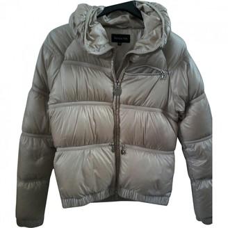 Patrizia Pepe Beige Coat for Women