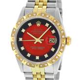 Rolex Datejust 36mm Red gold and steel Watches