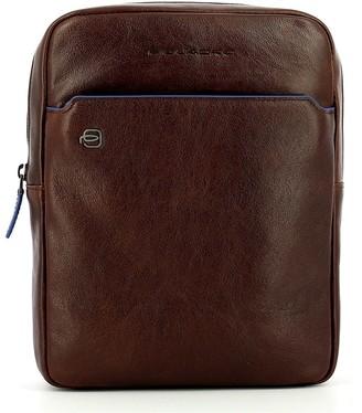 Piquadro Mens Brown Crossbody Bag