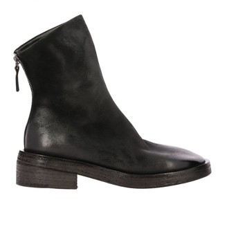 Marsèll Zip Rilisto Ankle Boots In Leather