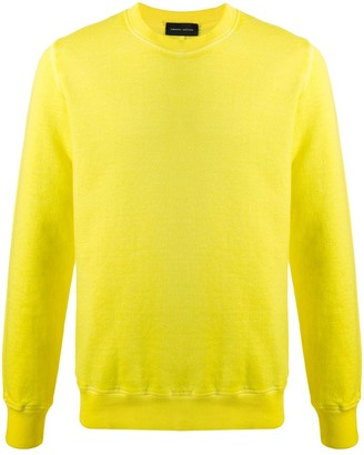 Roberto Collina Crew Neck Sweatshirt