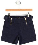 Chloé Girls' Dual Pocket Mini Shorts w/ Tags