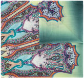 Etro paisley print scarf - women - Silk/Cashmere/Wool - One Size