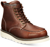 BearPaw Men's Crockett Leather Boots