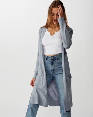 Cotton On Francie Lightweight Longline Cardi