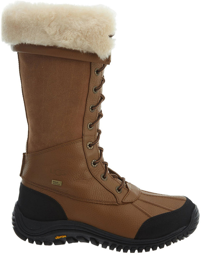 0515084d217 Women's Tall Adirondack Leather Snow Boot