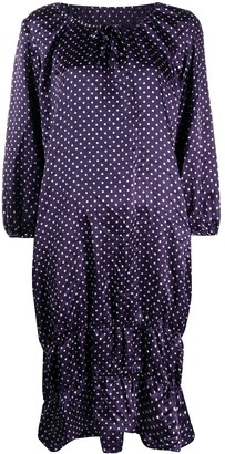 COMME DES GARÇONS GIRL Dotted Shift Dress