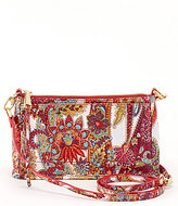 Hobo Cadence Paisley Leather Cross-Body Bag