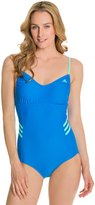 adidas 3 Stripe Adjustable One Piece Swimsuit 8126950