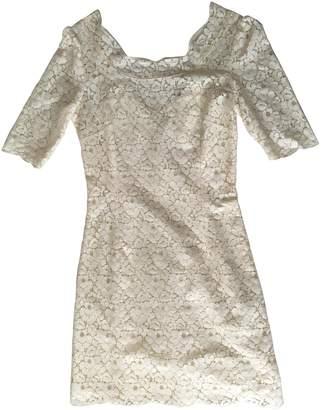 Gat Rimon Ecru Lace Dresses