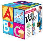 Eeboo Toddler Alphabet Tower