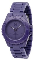 KR3W Unisex K1231-PPL Phantom Purple Dial Purple Watch