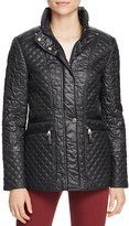 Via Spiga Quilted Jacket