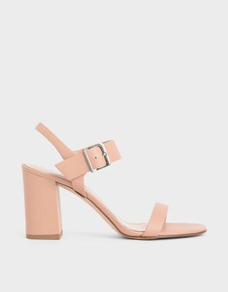 Charles & Keith Block Heel Sandals