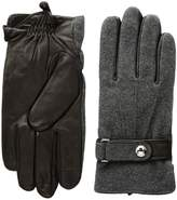 Polo Ralph Lauren Wool Melton Gloves Wool Gloves