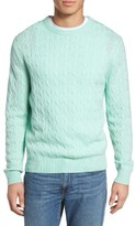 Vineyard Vines Men's Wool & Cashmere Cable Knit Sweater