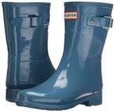 Hunter Original Refined Short Gloss Women's Rain Boots