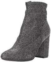 Kenneth Cole Reaction Women's Time For Fun Sock Shaft High Heel MT Ankle Bootie,6.5 M US