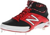 New Balance Men's M4040 Metal Mid Baseball Shoe